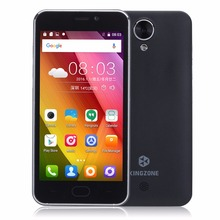 KingZone S2 Android 6.0 4.5 дюймовый смартфон MTK6580 Quad Core Dual SIM 5MP Камера WCDMA 1 г Оперативная память 8 г Встроенная память 2300 мАч 3 г GPS сотовый телефон