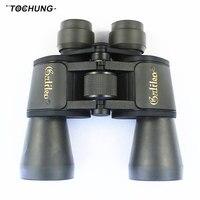 TOCHUNG 20x50 Power Thermal Binoculars For Hunting Professional Outdoor Monocular Telescope High Quality Binoculars Telescope