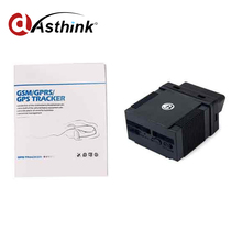 Hot Selling GPS306A 5m Quad Band Anti theft GPS Tracking OBD II Wholesale Free Shipping