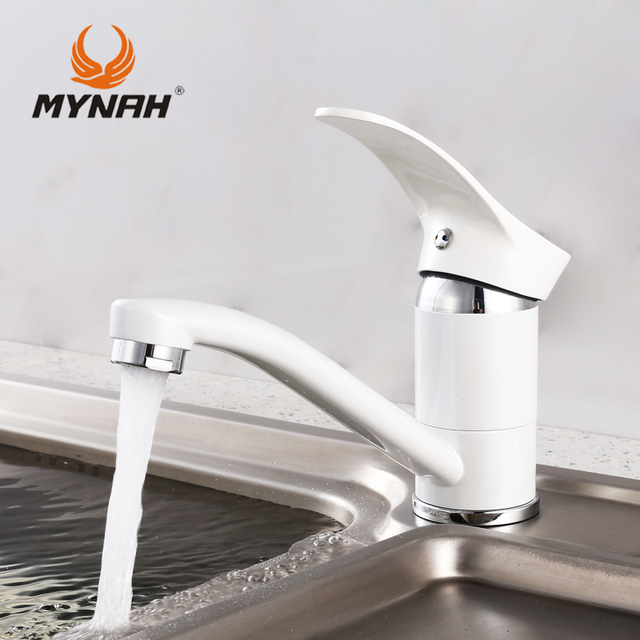 MYNAH SY4501 Russia Free Shipping Kitchen Faucet All Copper Manufacturing  Best Selling Products High Quality