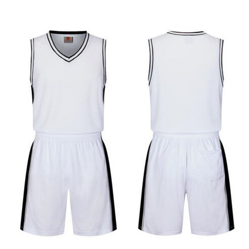 62a00052285 Custom cheap blank basketball jersey wholesale throwback basketball jerseys  best polyester kits LD-8102