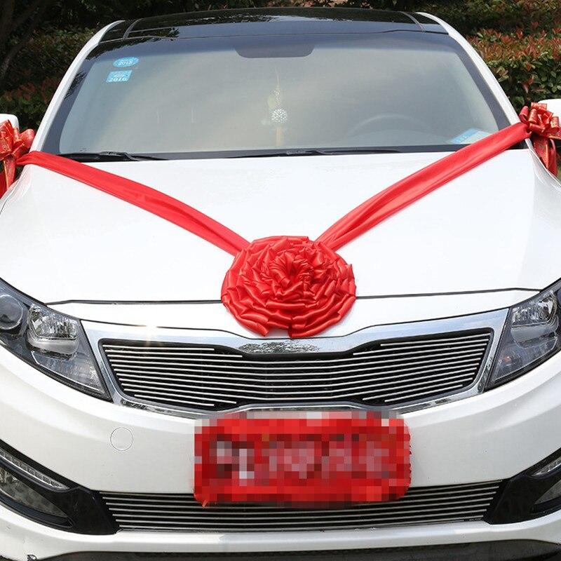 Artificial Flowers Arrangement Wedding Car Decoration Suit ...