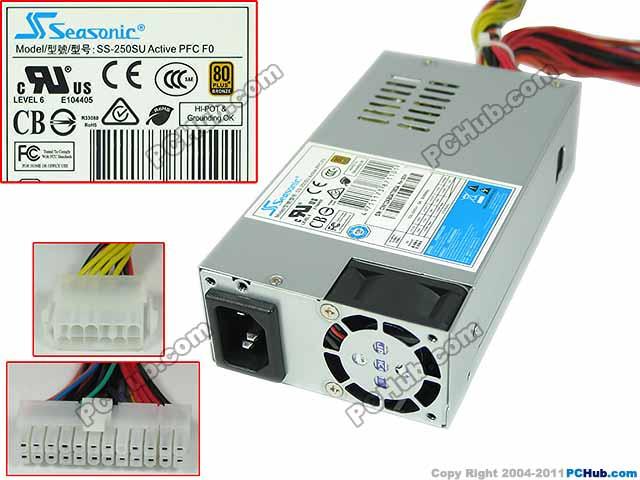 Emacro for SS-250SU Server Power Supply 250W Flex Power Supply Unite For Server ComputerEmacro for SS-250SU Server Power Supply 250W Flex Power Supply Unite For Server Computer