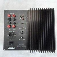 500 Вт сабвуфер усилитель домашний кинотеатр bass чистый бас усилитель мощности, amplificador сабвуфер, сабвуфер доска