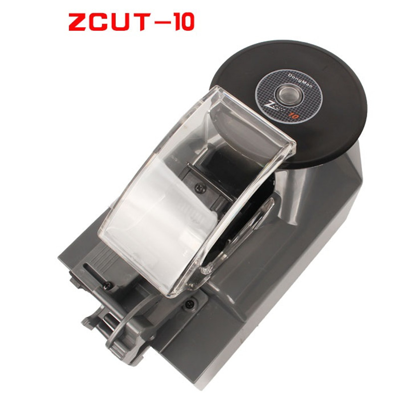 ZCUT-10 ruban machine bande de coupe machine largeur 3-25mm