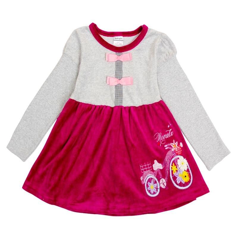 Aliexpress.com : Buy Girls dress novatx kids clothes ...