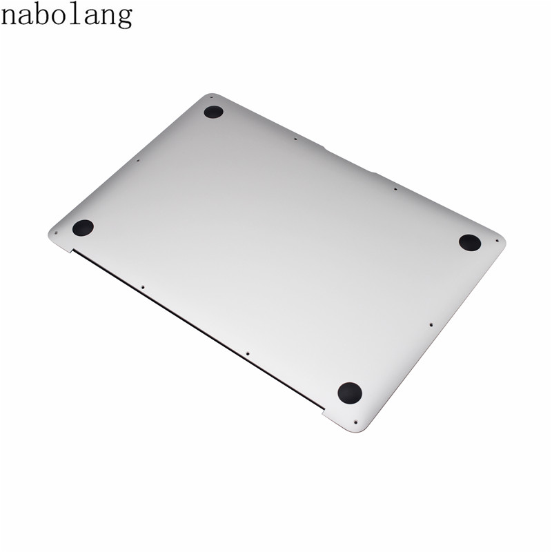 Nabolang A1466 Buttom case Battery housing cover For Macbook Air Unibody 13.3  A1466 2012 2012 2013 2014 2015 2016 cover hsw rechargeable battery for apple for macbook air core i5 1 6 13 a1369 mid 2011 a1405 a1466 2012