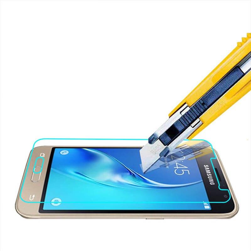 Image 3 - 2.5D الزجاج المقسى لسامسونج غالاكسي J1 J120F 2016 SM J120F طبقة رقيقة واقية الهاتف المحمول لسامسونج J 120F 2016 J120F J120-في واقيات شاشة الهاتف من الهواتف المحمولة ووسائل الاتصالات على AliExpress