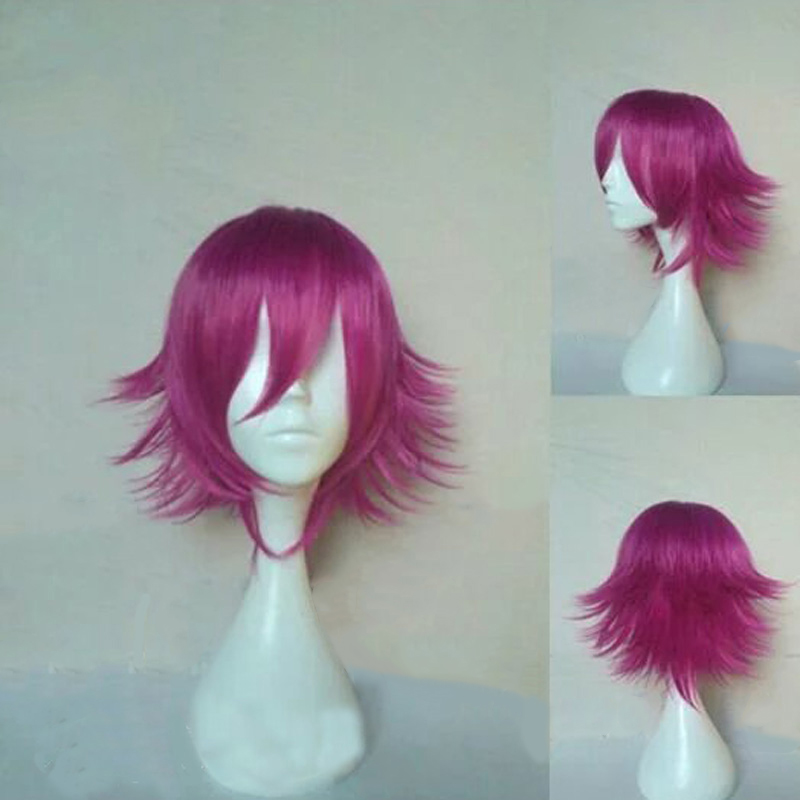 HAIRJOY Synthetic Hair Wigs Short Straight Cosplay Wig  13 Colors Available Freeshipping 4