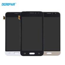 """ААА 4.7 """"черный, белый цвет золотой ЖК-дисплей Дисплей Сенсорный экран планшета Ассамблеи для Samsung Galaxy J1 J120 J120F J120M J120H"""