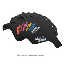 1Pair Bicycle Fender MTB Mountain Bike Cycling Bicycle Fender Front Mudguard Bike Bicycle Accessories for 7 Color недорого
