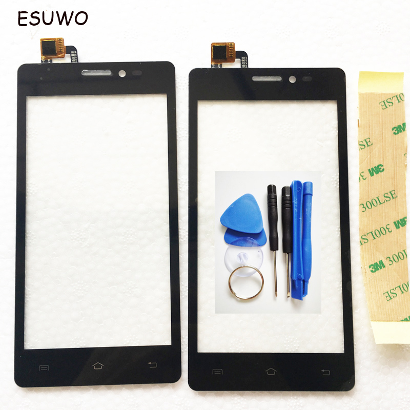 ESUWO 5.0 Touch Sensor Glass For Prestigio Wize K3 PSP3519 DUO PSP3519dou Touch Screen Digitizer Replacement