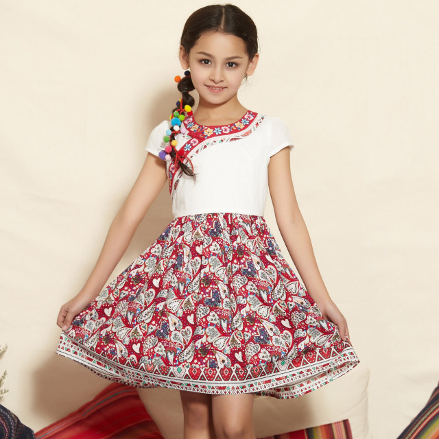 Aliexpress.com : Buy Girls chinese traditional teenage dress for ...