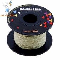 100ft 350lb kevlar linha trançada kite string para a única linha delta kite voando pesca ao ar livre acampamento caça cabo kite line string necklace kite kites -