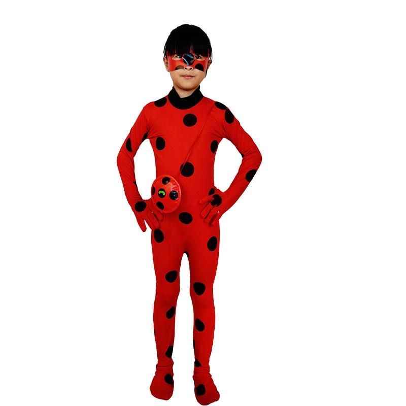 Ladybug costume cosplay girls