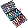 Sombra de Olho profissional 252 Cores Da Paleta Da Sombra Da Sombra de Olho Maquiagem Maquiagem Kit Paleta Cosméticos 3 camada 1 #