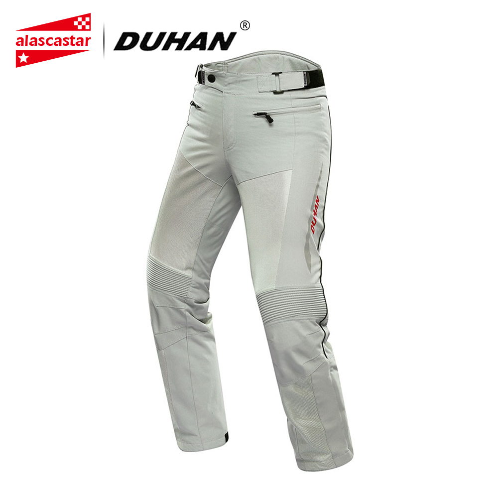 DUHAN Motorcycle Pants Men Breathable Mesh Moto Pants Pantalon Protective Gear Riding Touring Motorbike Trousers Motocross PantsDUHAN Motorcycle Pants Men Breathable Mesh Moto Pants Pantalon Protective Gear Riding Touring Motorbike Trousers Motocross Pants