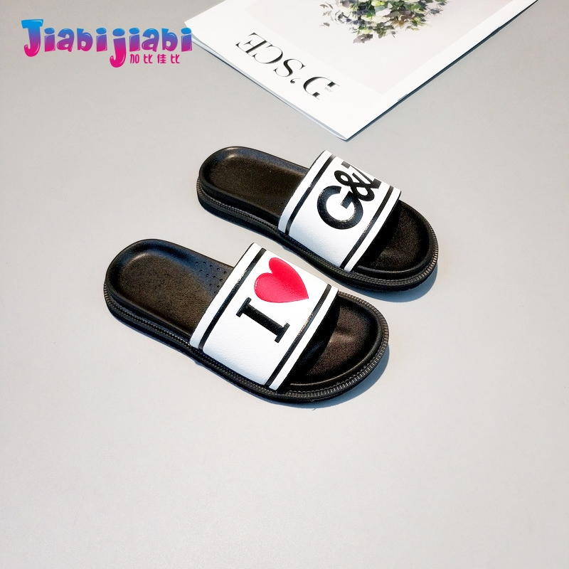 3-12T New Summer Girls Princess rhinestone Fashion Slippers Girls Home Shoes Toddler Mai ...