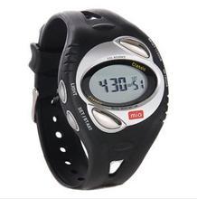 Mio basic sensible sport coronary heart fee with out coronary heart fee belt 3500 calorie countdown sport wristwatch watch males model