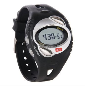 Mio classic smart sport heart rate without heart rate belt 3500 calorie countdown sport wristwatch watch
