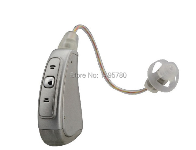 2015 best programmable digital Hearing Aid use zinc air batteries L808 DHL free shipping hearing aid sound amplifier