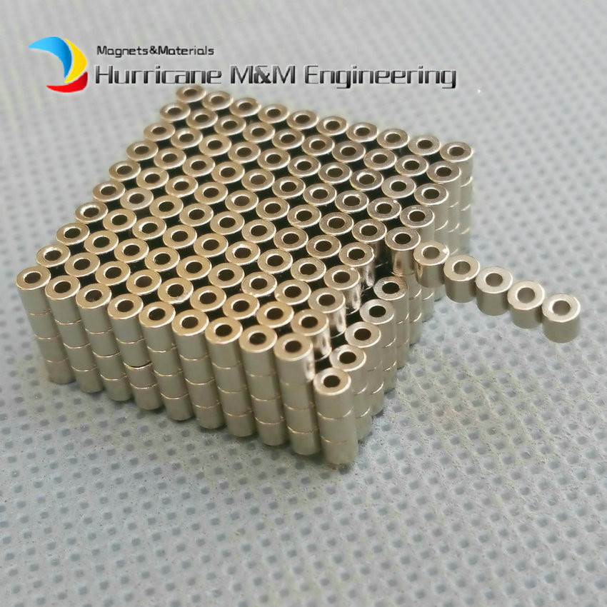 1 Pack NdFeB Magnet Ring OD 2.6x1.1x2.5 mm Diameter 0.1'' Round Strong Magnets Diametrically Magnetized Rare Earth Magnets 1 pack diametrically ndfeb magnet ring diameter 9 53x3 18x3 18 mm 3 8 1 8 1 8 tube magnetized neodymium permanent magnets