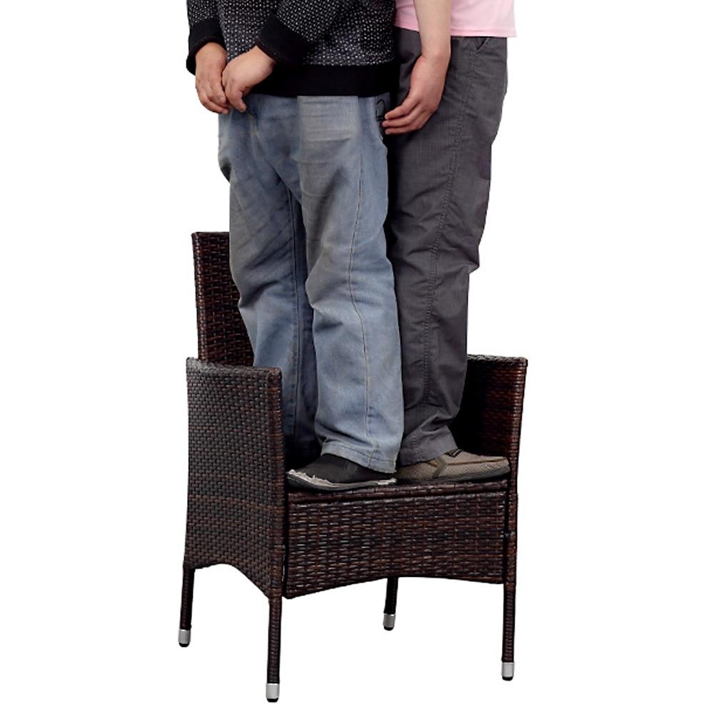 esstisch sthle gepolstert finest free cheap encasa esstisch rund wei cm mit sthlen wei. Black Bedroom Furniture Sets. Home Design Ideas