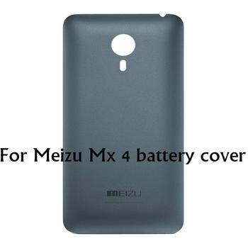 Dla Meizu MX4 oryginalna tylna pokrywa obudowa baterii wymiana drzwi plastikowe skrzynki pokrywa dla Meizu MX 4 pokrywa baterii tanie i dobre opinie for meizu Battery Cover for meizu Mx 4 Replace your broken housing battery door for Meizu MX4 battery cover