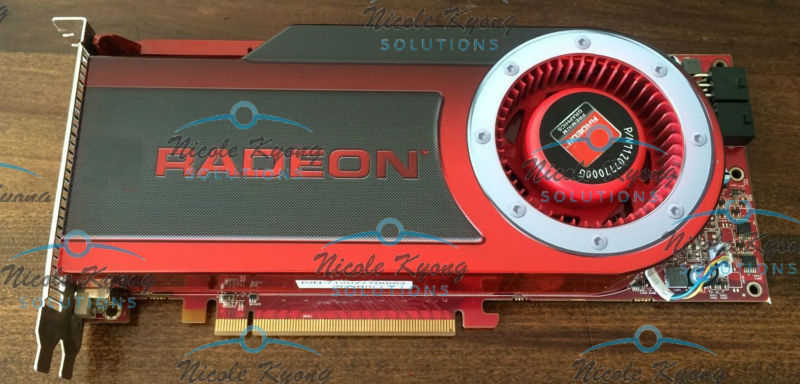 Detail Feedback Questions about 109 C01657 01 Radeon HD 5770 1GB