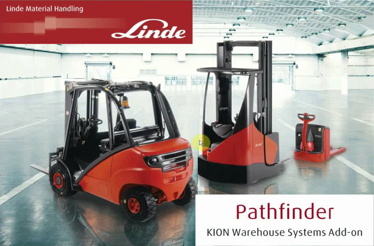 Linde PathFinder v3.6.2.11 [11.2017] forklift truck Diagnostic software diagnosis program diagnose tool work with canbox & cable