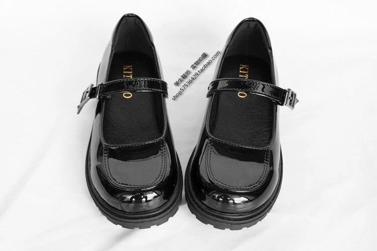 Uniform Schuhe Schule Schüler Uniform Schuhe Uwabaki JK Lolita Maid Schuhe Cosplay Retro-in Schuhe aus Neuheiten und Spezialanwendung bei AliExpress - 11.11_Doppel-11Tag der Singles 1