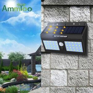Solar LED Street Light PIR Mot