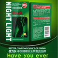 14pcs brand man quality night light condon special lubricant glowing condoms Intimate contex adult sex toy product for men