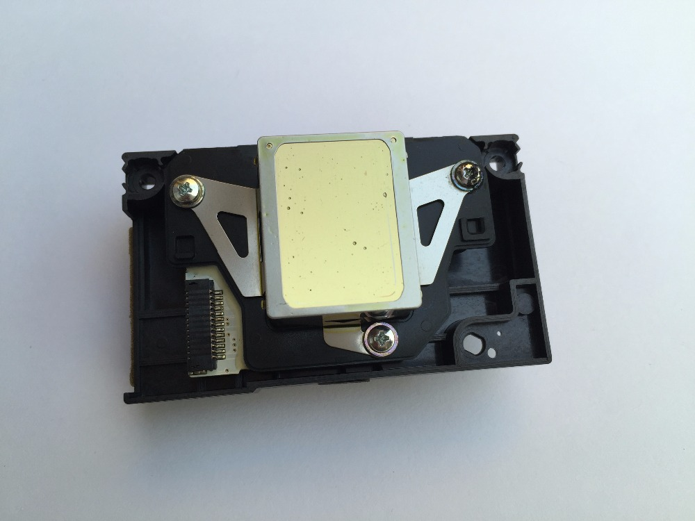 1 X original F180000 Printhead for Epson inkjet printer print head L801/R290 TX650/P50/T50 RX290 RX280 RX610 RX680 RX690 genuine original printhead print head for wp4515 wp4520 px b750f wp4533 wp4590 wp4530 inkjet printer print head