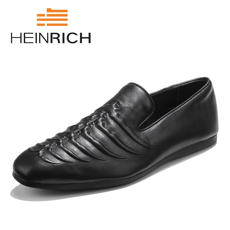 HEINRICH New Chinese Style Design Soft Flat Men Shoes Luxury Breathable Loafer Shoes Slip-On Driving Casual Shoes Man AyakkabiHEINRICH New Chinese Style Design Soft Flat Men Shoes Luxury Breathable Loafer Shoes Slip-On Driving Casual Shoes Man Ayakkabi