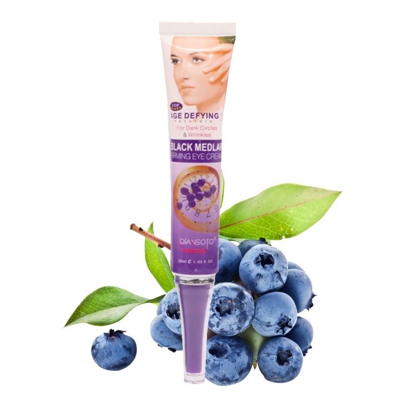 94cf12ccf43 Black Goji Eye Cream Against Puffiness Remove Dark Circles Under Eyes Bag  Ageless Anti-Wrinkle Anti Cern Lifting Cream