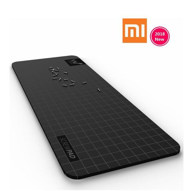 Xiaomi Mijia Wowstick Wowpad Magnetische Screwpad Schroef Positie Geheugen Plaat Mat Voor Screwd Kit, 1FS 1 P + Elektrische Driver Kit