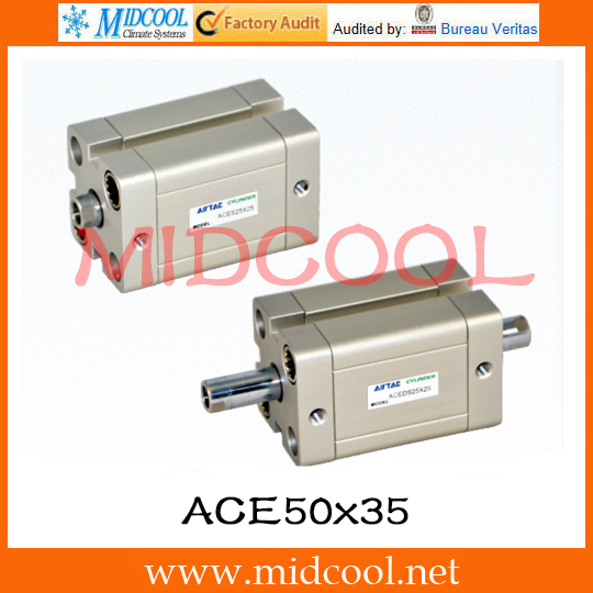 Original AirTAC Compact cylinder ACE Series ACE50x35 original airtac compact cylinder ace series ace100x30