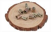Home Nut Spike Nut Furniture Link Nut Furniture Connector M4 10 M6 10