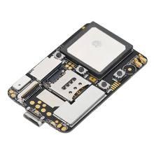 Neue ZX808 PCBA GPS Tracker GSM GPS Wifi LBS Locator SOS Alarm Web APP Tracking TF Karte Dual System