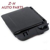 NEW OEM Plastic Black Rear Armrest Central Console Cup Holder 1K0 862 532G For VW Jetta MK5 Golf Rabbit MK5 MK6 EOS 1K0862532F