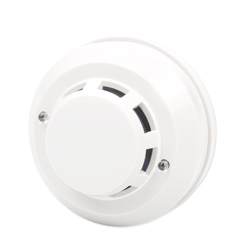 Wired Electronic Smoke Detector Sensor For Home Burglar GSM Wifi kc868 Smart Home Control Alarm System