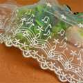 5yard/lot Music embroidered lace fabric, DIY handmade musical note lace accessories textile lace fabrics