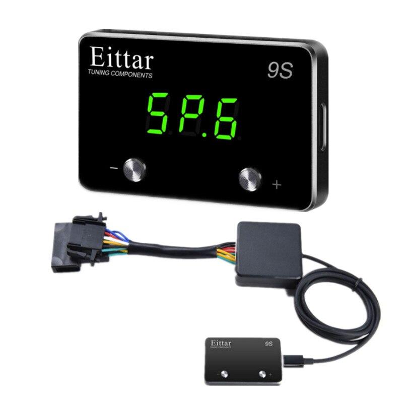 Carro Acelerador Eletrônico Controlador Do Acelerador Acelerador Pedal Comandante estilo Do Carro Para MINI COOPER F56 F55 R56 R50 2001.10 +