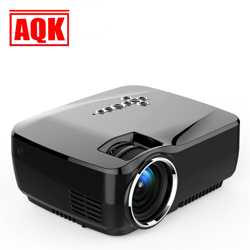 GP70UP Projector Bluetooth,WIFI,simplebeamer Android 4.4.4 (8G+1G) projector