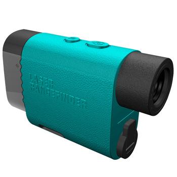 Dalmierz laserowy dalmierz golfowy przyrządy optyczne Mileseey PF03 600M dokładność pomiaru 1m tanie i dobre opinie CN (pochodzenie) 40*105*73MM +-1M Zasilany baterią ranging telescope PF03 blue 5-600M Class1 yd m