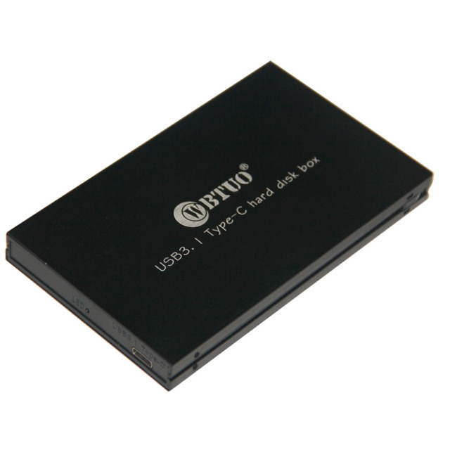 USB 3.1 Type C TO 2.5 Inch External Hard Drive Disk Box Case 10GB LH31-21S HDD Enclosure For Notebook Desktop PC