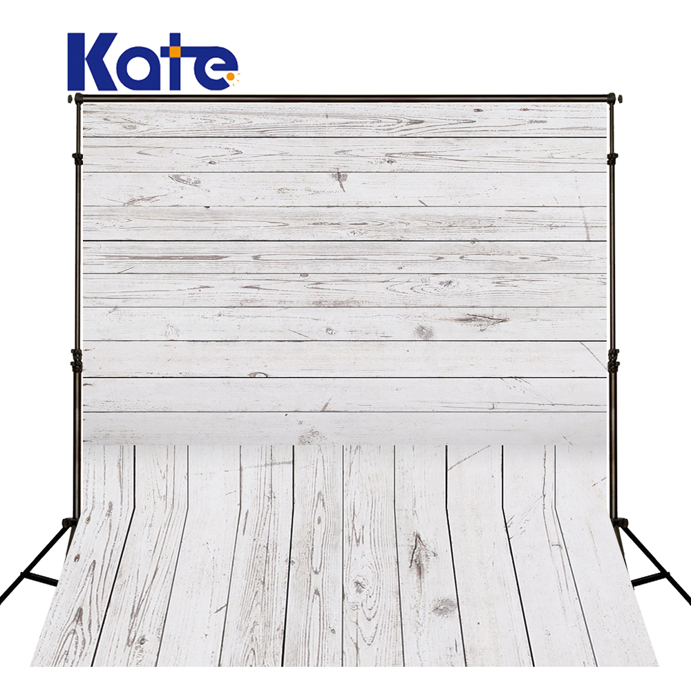 Kate White Wood Props Photography Photobooth Children Photocall Washable Wooden Photography Background 5x7ft сумка kate spade new york wkru2816 kate spade hanna