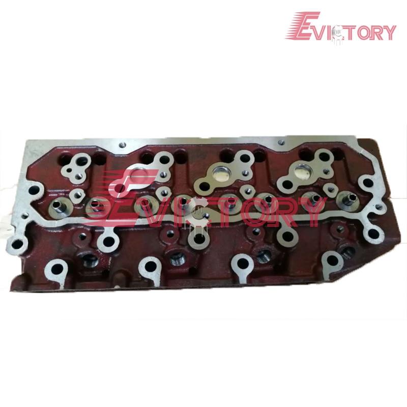 Per Mitsubishi S4Q S4Q2 cilindro testa compelete nuovo