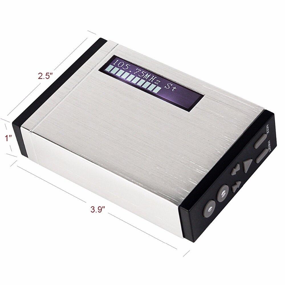 TIVDIO T 101 Portable DAB+/DAB Radio Receiver+FM RDS Radio Pocket ...
